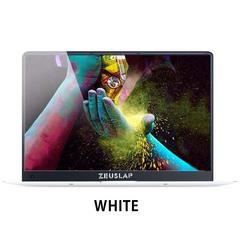 15.6inch 1920X1080P 6GB Ram 64GB SSD Windows 10 system Ultrathin Intel Quad Core Fast Boot Laptop white 6GB Ram 64GB SSD