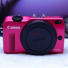 Canon EOS M3 Digital Camera with 18-55mm Lens-Household package 99% New Used