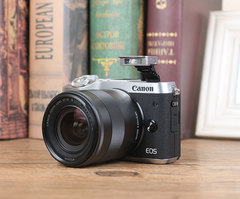 Canon EOS M10 Digital Camera with 15-45mm Lens-Household package 99% New Used
