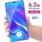 New phone 6.3inch 4G+64G 13MP+8MP 4G LTE Face&Fingerprint unlocking VIVK X23 Dual SIM smartphone black
