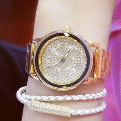 New Classical Jewelry Shiny Women's Watches gold one size
