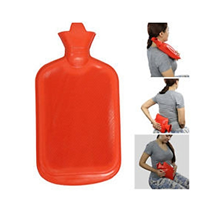 Hot Water Bottle blue