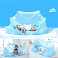 Portable Baby Crib Mosquito Net