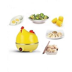 Egg Boiler / Steamer yellow medium