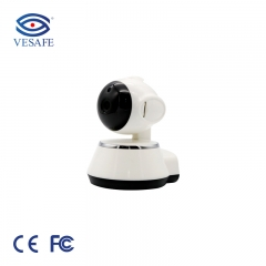 wireless Ip camera with Pan/Tilt and Motion Detection for Baby/Elder/Pet monitor white ip camera