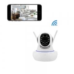 Wireless IP Security Camera CCTV  WIFI Camera Pan/Tilt Two-Way Audio Night Vision Baby/Elder Monitor white ip camera