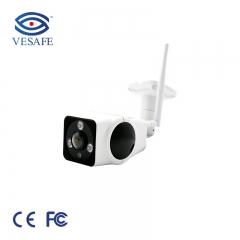 POE Security IP Camera 1080P Bullet Surveillance Camera With Night Vision Outdoor & Indoor white Ip camera