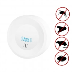 Ultrasonic Pest Repeller New Electronic Mosquito Repellent Plug In Bug Repellent Indoor Pest Control 1 pack