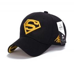 Men Women Fashion New Korea Style Outdoor Peaked Hats All Weather Golf Caps One Size Black-White 55cm~60cm