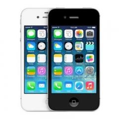 Refurbished Phone: Apple iPhone 4s, Smartphone 8MP WIF 16GB ROM mobile phone black