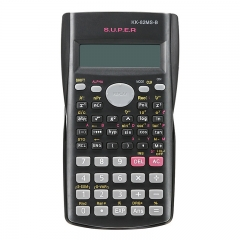 Scientific Calculator 2 Line Display Portable Multifunctional Calculator for Mathematics