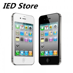 Refurbished Phone:Unlocked Apple iPhone 4 Smartphone 5MP WIF 16GB ROM mobile phone white