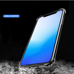 New high quality mobile phone case transparent one size