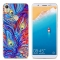 TECNO Camon CM/TECNO Camon CX air Phone Case Fitted Cover Soft TPU Colorful Back Cover Phoenix Feather CX air
