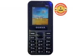 GUAVA G600 DUAL SIM Black+Blue