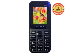 Guava G400 Dual Sim BLACK+RED