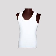 YARRISON MENS VEST 3PC SET WITH A FREE PEN white xxl cotton+polyster