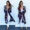Women Cardigan Women Loose Sweater Long Sleeve Knitted Cardigan Outwear Jacket Coat floral s