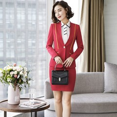 Business suits career suits small suit jacket Korean Slim Autumn new career