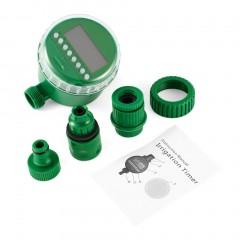 Home Water Timer Garden Irrigation Timer Controller Set Water Programs green 215*85*100mm