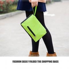 Waterproof Oxford Cloth Foldable Supermarker Shopping Trolley Wheel Bag