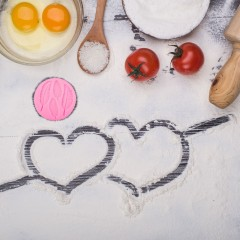 Silicone Mold Feather Lace Shape Cake Baking Molds Fondant Mould Kitchen Tools