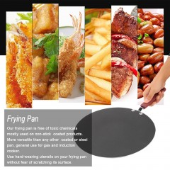 Non-stick Frying Pan Pizza Steak Crepes Pancake Pot Cooking Pan Skillets Kit