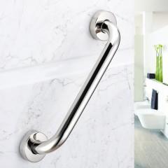 Practical Stainless Steel Home Bathroom Bathtub Handrail Wall Mounted Armrest