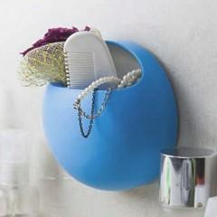 Home Bathroom Toothbrush Wall Mount Holder Sucker Suction Cups Organizer
