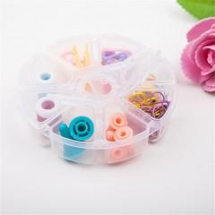 Quality 89pcs Needles Knit Fine Knitting Needles Set Household Sewing Kit