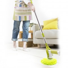 Electric Cleaning Brush 360 Rotating Automatic Cleaning Window Floor Mop