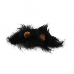 Pet Costume Lion Mane Wig for Cat Halloween Christmas Party Dress Up With Ear