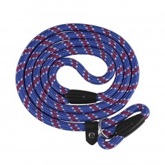 Best Soft Dog Training Leash Chew Resistant Nylon Ergonomic Anti Slip Grip 3 colors 1300*10mm