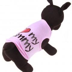 Lovable Dog Clothes Puppy Outfit Pet Coat Autumn Cotton Comfortable Sweater