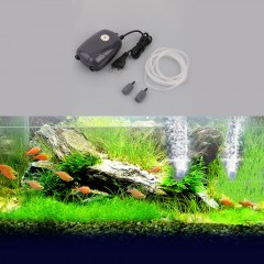 Aquarium Fish Tank Pond Pump Hydroponic Oxygen Air Bubble Disk Stone Aerator
