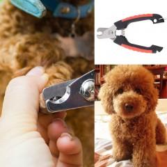 Hot Dog Cat Puppy Pet Nail Toe Clipper Grooming Claw Cutter Trimmer Scissors