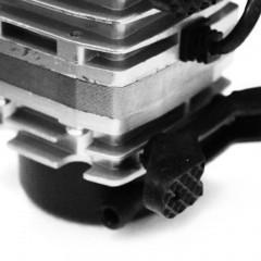 220V 38L/Min Aquarium Air Pump Electromagnetic Air Compressor Oxygen Pump