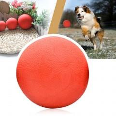 Portable Size Durable Rubber Bite-Resistant Pet Dogs Balls Safe Training Balls