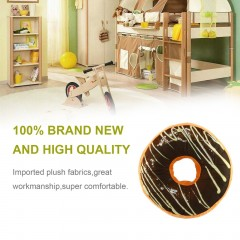 Soft Donuts Plush Pillow Sweet Sofa And Chair Back Cushions Home Decoration