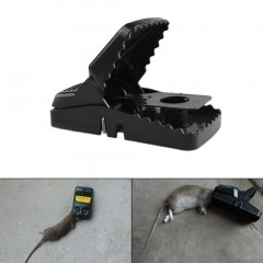 Plastic Mouse Trap Household Garden Reusable Catching Mice Mouse Trap Catcher