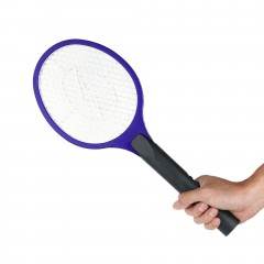 Electric Practical Insect Pest Bug Fly Mosquito Zapper Swatter Killer Racket