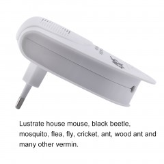 Professional 3110 Electronic Ultrasonic Mouse Repellent Anti Mosquito Repeller