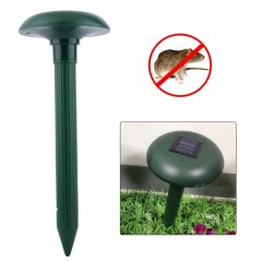 Ultrasonic Waves Solar Powered Outdoor Garden Pest Rodent Mouse Repeller