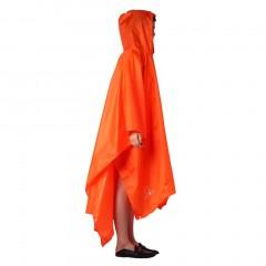 3 in 1 Multifunctional Rain Poncho Backpack Cover Tarp Hiking Rain Covers