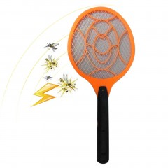 Electronic Mosquito Swatter Dry Cell Power Energy Saving Mosquito Killer Bat