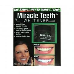 Teeth Whitening Powder Oral Hygiene Cleaner Bamboo Charcoal Powder Whitener