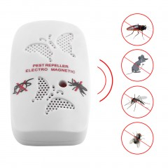 Universal Home Electronic Ultrasonic Mouse Repellent Anti Mosquito Repeller