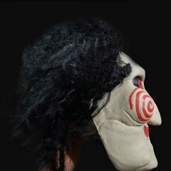 Terror Masquerade Halloween Party Costume Cosplay for Film Chainsaw Killer