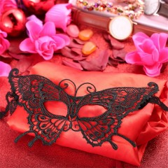 K-27 Sexy Women Butterfly Party Face Makeup Mask Lace Style Masquerade Mask