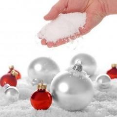20PCS/SET Safe DIY Christmas Party Decoration Fake Winter Magic Instant Snow
